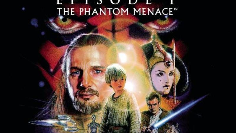 Illustration for article titled Exclusive: The Phantom Menace soundtrack is now on vinyl, if you're into that sort of thing