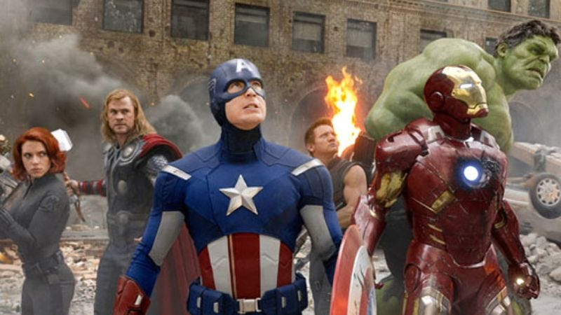 Illustration for article titled Marvel announces there will be a 2015, which is when the Avengers sequel will be released