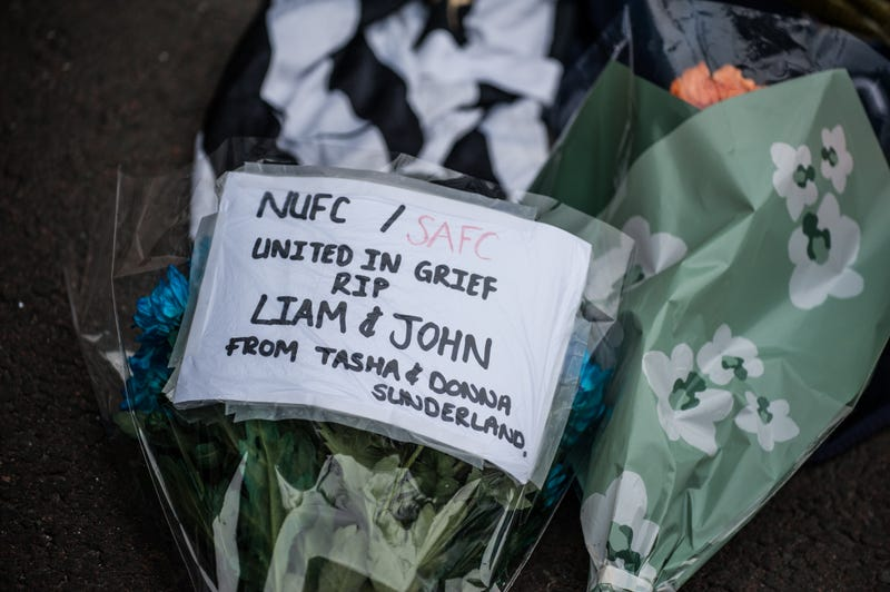 Illustration for article titled Rival Fans Pay Tribute To Newcastle Fans On Plane Shot Down Over Ukraine