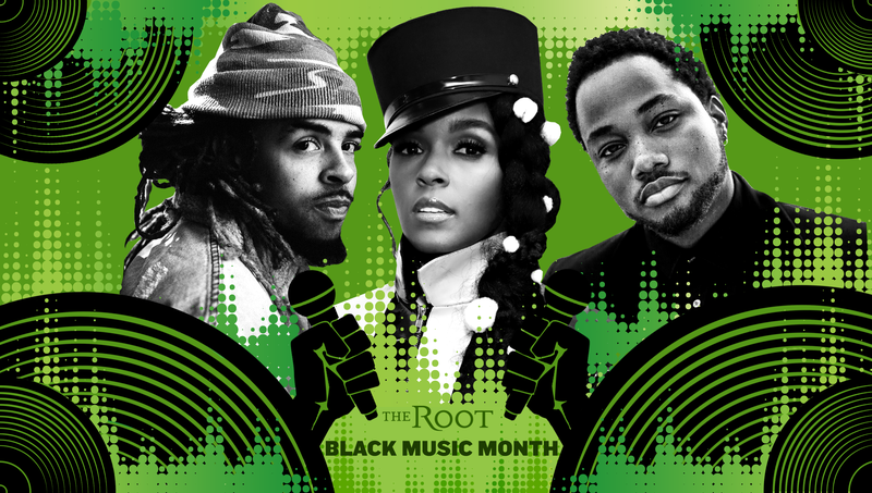 Dee-1, Janelle Monáe and Leon Thomas