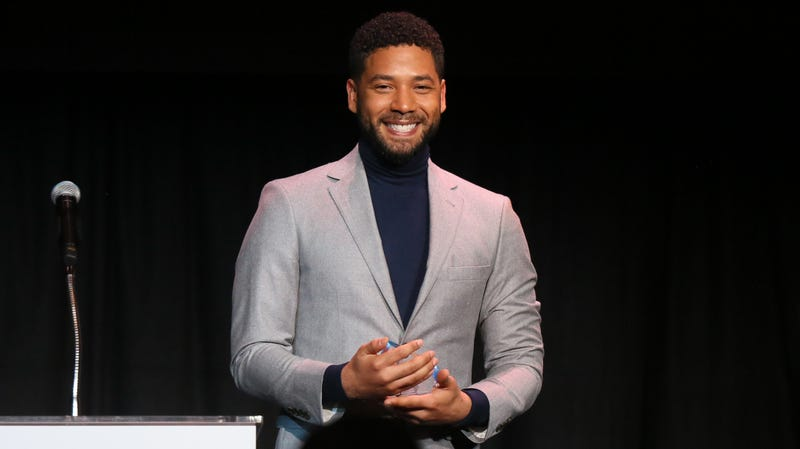 """Illustration for article titled Jussie Smollett's family issues statement on attack: """"Jussie is a warrior whose light cannot be dimmed"""""""