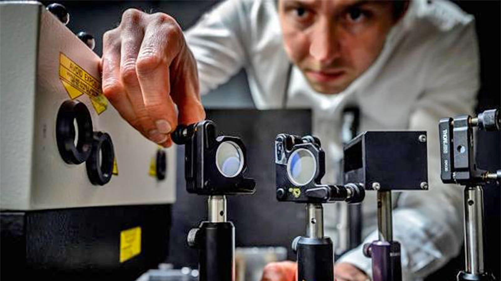 Esta es la cámara más rápida del mundo: puede tomar 5 billones de fotos en un segundo