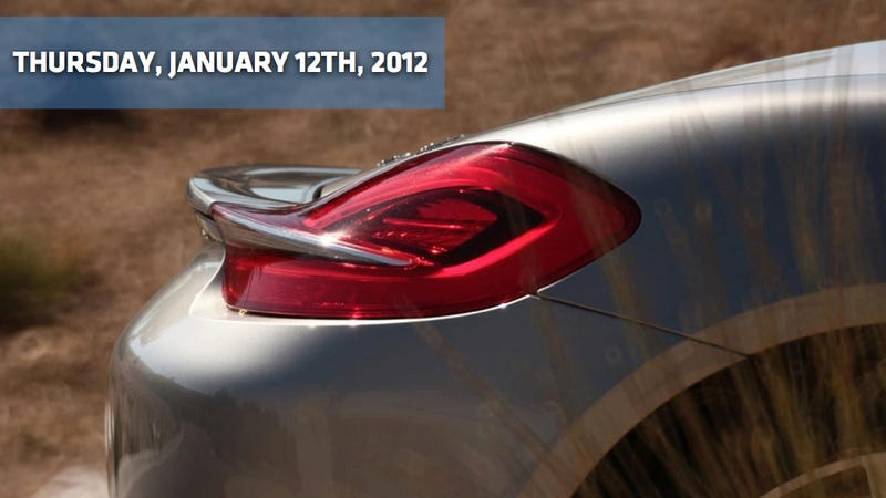 Illustration for article titled 2013 Porsche Boxster S, BMW Boss Slugs Cadillac And Lincoln, And Japan Hates Import Cars