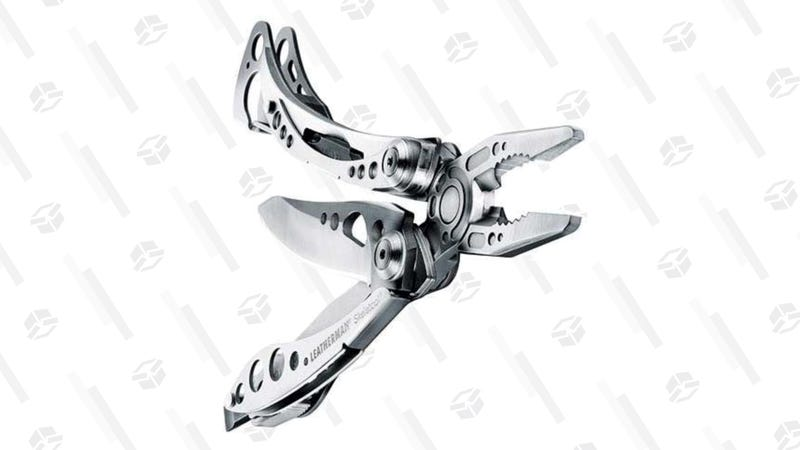Leatherman Skeletool (Stainless Steel)   $48   Amazon