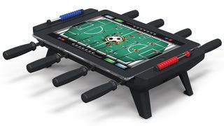 Illustration for article titled Turn Your iPad Into the Foosball Table You Never Had Room For