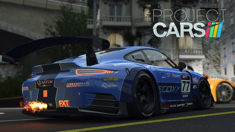 Illustration for article titled Project CARS For Wii U Version is A Maybe