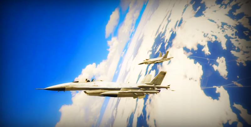 Here, Meet the Top Guns of GTA V