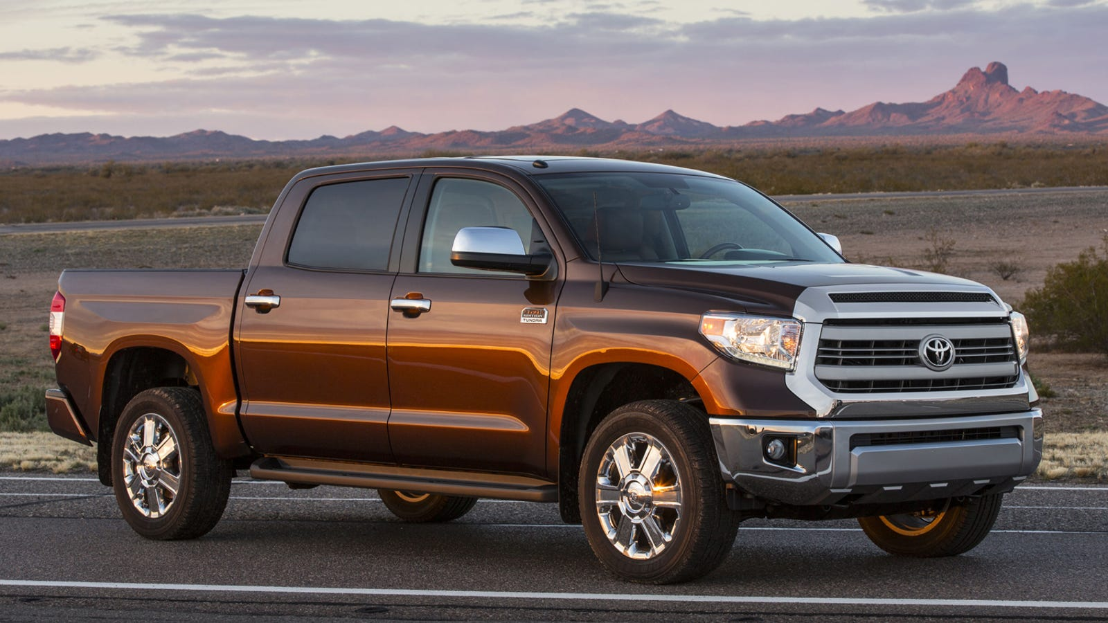 The History Behind The Toyota Tundra 1794 Edition