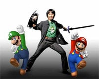 Illustration for article titled Miyamoto Confirms New Mario, Zelda, Pikmin Projects