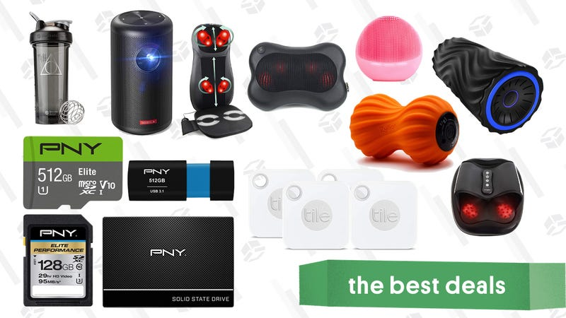 2e076cf3f96 Thursday's Best Deals: PNY Gold Box, Tile Mate 4-Pack, Anker Nebula Capsule  II, and More