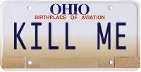 Illustration for article titled Ohio Child Molesters May Get Custom Plates