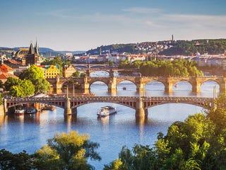 Illustration for article titled Prague