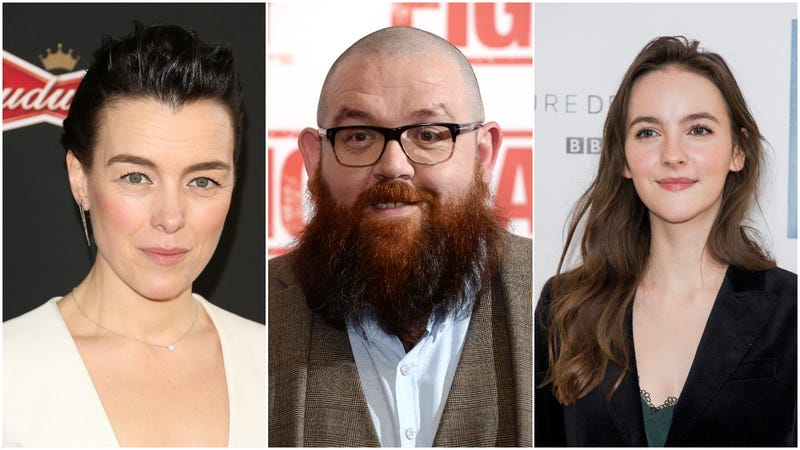 Illustration for article titled Nick Frost, Olivia Williams to lead cast of goofily-named characters in Joss Whedon's HBO sci-fi series