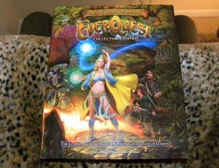 Illustration for article titled Celebrate EverQuest's 10th With A Coffee Table Book