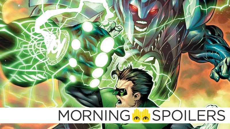 Image: Hal Jordan and the Green Lantern Corps #2 cover art by Jordi Tarragona and Rafa Sandoval