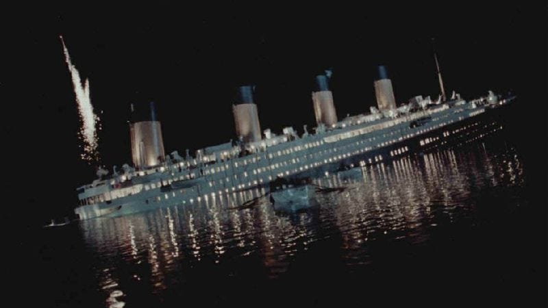 Illustration for article titled ABC miniseries will retell the story of the Titanic all over again