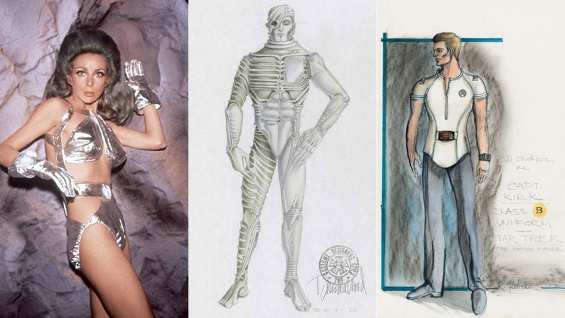 Illustration for article titled A Whole Book Full of Incredible Never-Before-Seen Star Trek Costume Pictures
