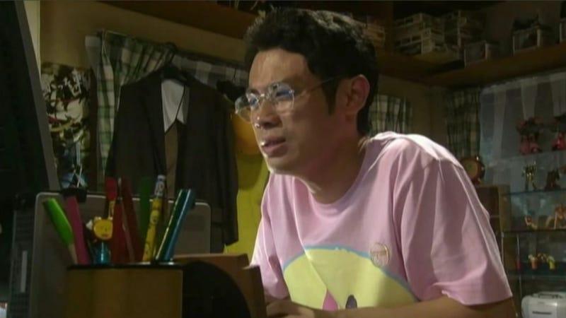 Japanese nerd sex