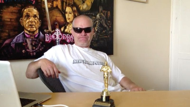 Illustration for article titled Get Involved, Idiots: Uwe Boll wants your $500,000 so he can rape Heidi Klum