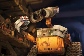 Illustration for article titled Wall-E Review: One of the Best Sci-Fi Movies in Years, Disguised as a Cartoon