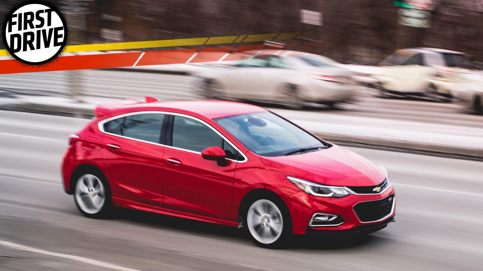 the 2017 chevrolet cruze hatchback could be america 39 s golf if it was more fun. Black Bedroom Furniture Sets. Home Design Ideas