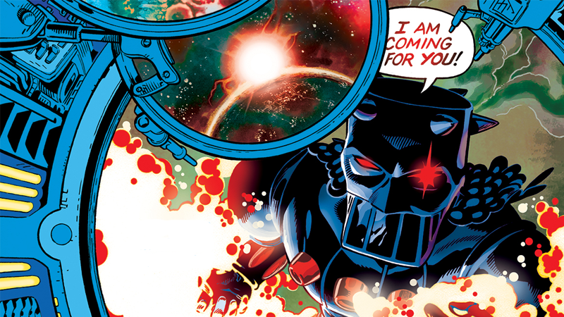 Illustration for article titled A First Look At Micronauts' Return to Comics