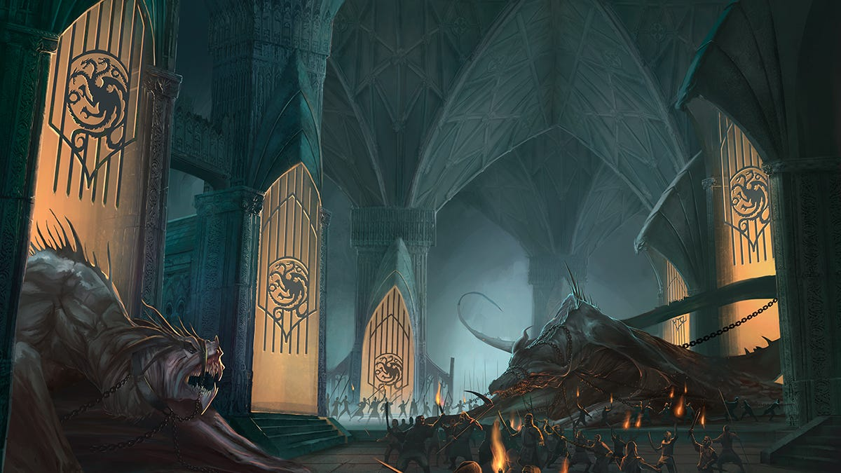 23 Things from The World of Ice and Fire That We'd Love to See on
