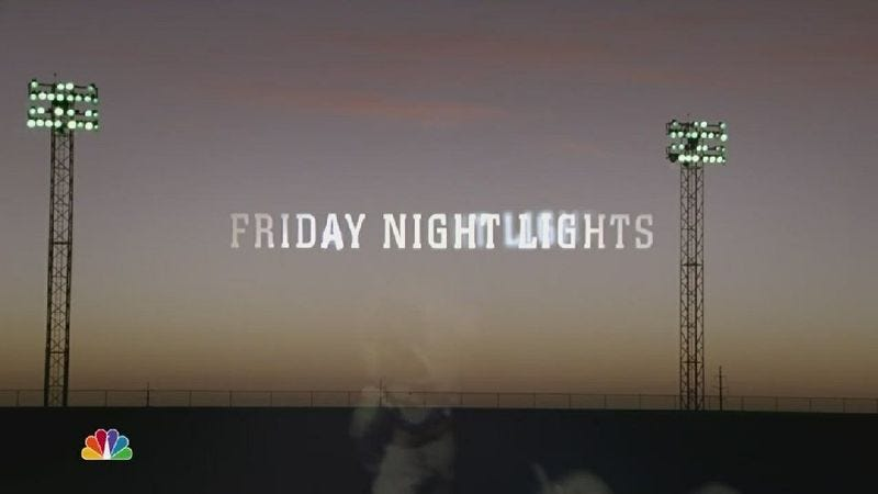 """Illustration for article titled Friday Night Lights: """"After The Fall"""""""
