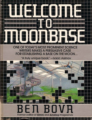 Illustration for article titled Welcome to Moonbase (1987)