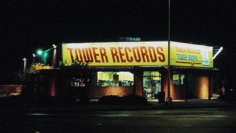 Illustration for article titled Tower Records is eulogized in the narrow but affecting All Things Must Pass