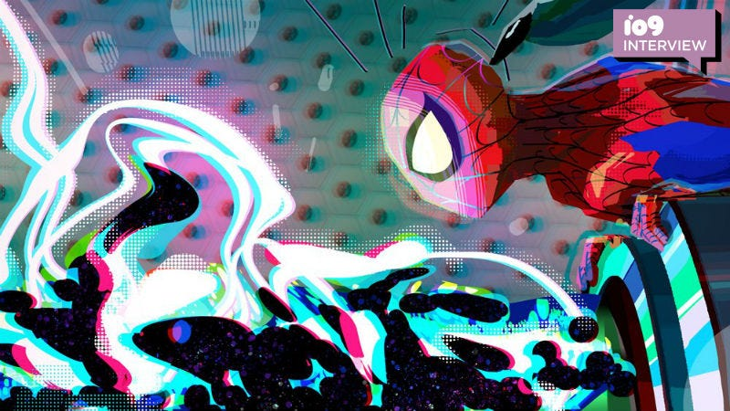 The Spider-Verse Twitter account posted this potential sequel tease a few weeks back.