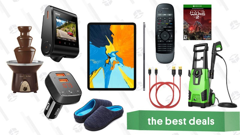 07163dc4bf02 Wednesday's Best Deals: iPad Pro, Roav Gold Box, Chocolate Fountains,  Japanese Sunscreen, and More