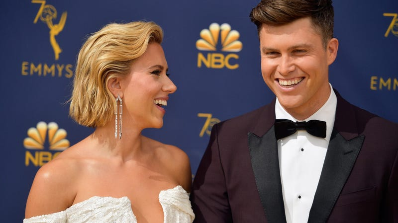Illustration for article titled Scarlett Johansson and Colin Jost Are Getting Married