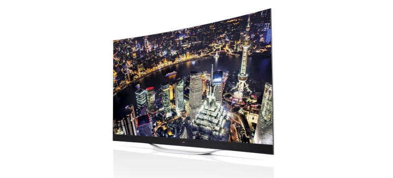 Illustration for article titled The First 4K OLED TV You Can Buy Will Cost $11,000