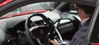 2016 acura nsx interior. when we introduced you to the 2016 acura nsx yesterday werenu0027t extremely complimentary interior should have been and thatu0027s because itu0027s all nsx