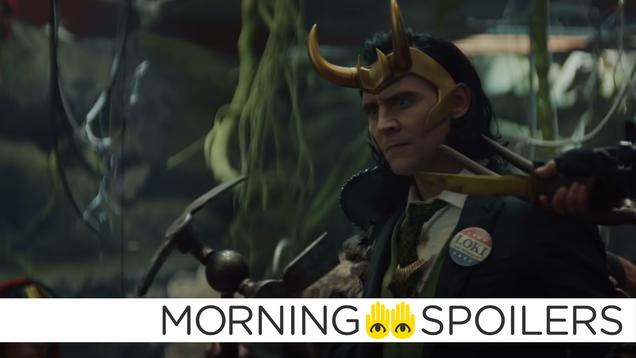 Loki s Tom Hiddleston Teases the Trickster s Shapeshifting Abilities