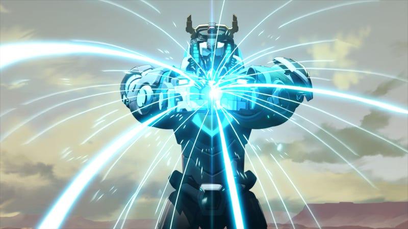 Voltron, the Legendary Defender.