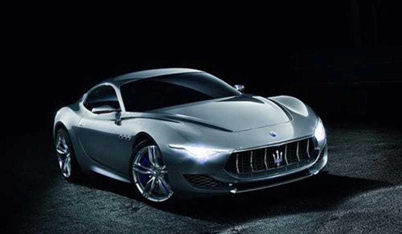 Illustration for article titled The Maserati Alfieri Concept Better Be The Next GranTurismo