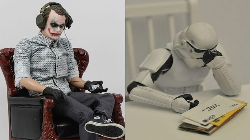 These Toys Have Hilarious Real Life Problems