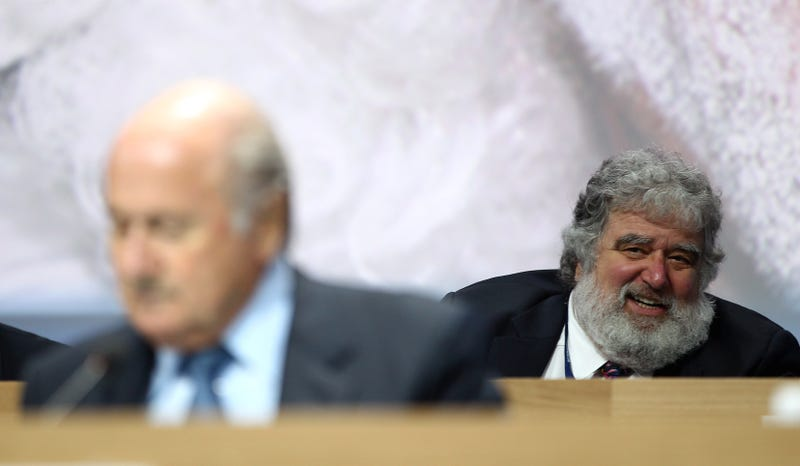 Illustration for article titled FIFA Bans Chuck Blazer For Life