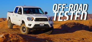 Illustration for article titled Why The 2015 Toyota Tacoma TRD Pro Is A Cool Idea With Weak Execution