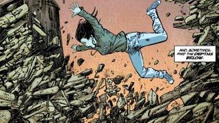 Illustration for article titled An exclusive first look at Vertigo's next supernatural comic book