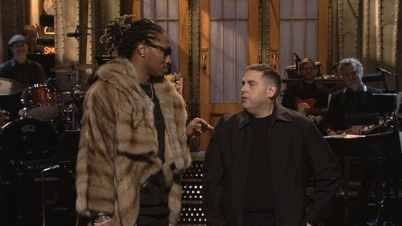Future, Jonah Hill (NBC)