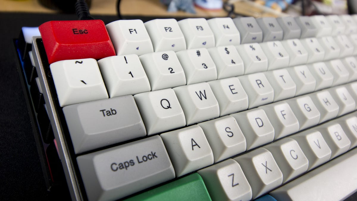 Vortex Race 3 Keyboard Review: The 75 Percent Solution