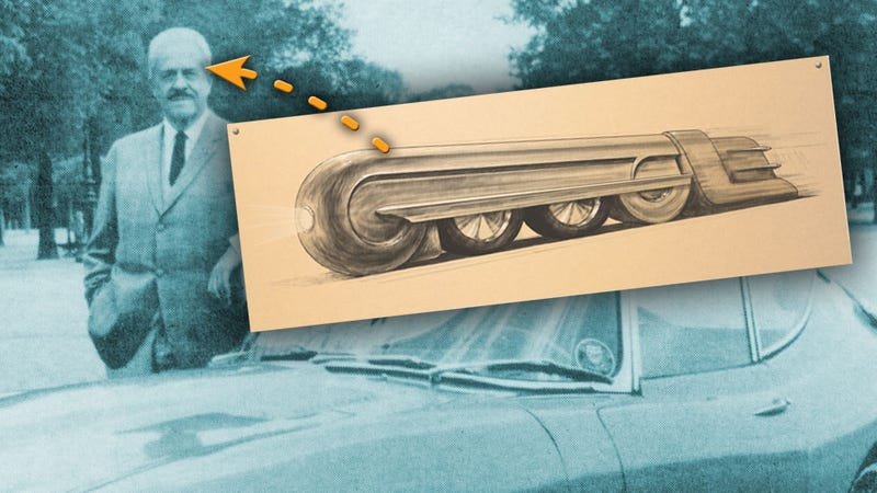 Illustration for article titled The Essential Cars Of Raymond Loewy, Today's Google Doodle
