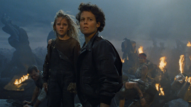 In Space, No One Can Hear You Scream About Ripley or Newt Almost Being in The Predator