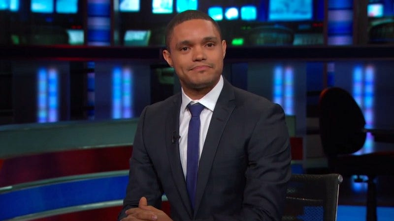 Illustration for article titled Trevor Noah could be replacing Jon Stewart on The Daily Show