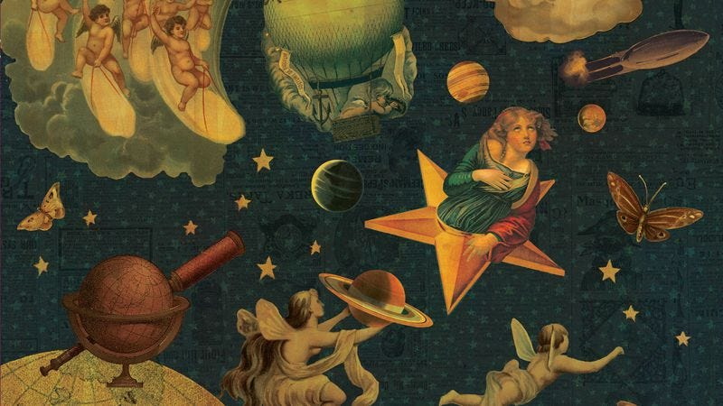 Illustration for article titled Mellon Collie foretold both glory and doom for The Smashing Pumpkins