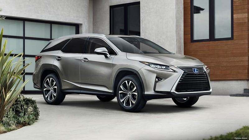 Images from Lexus