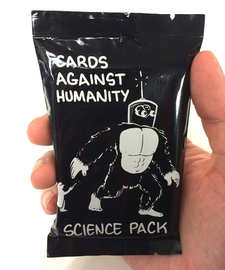 Illustration for article titled Cards Against Humanity is getting a dose of Science, Right Now!